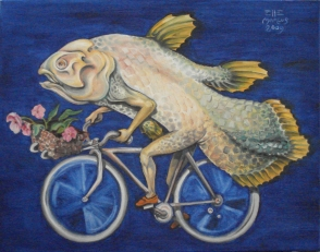"""NFS: """"Coelacanth on a Bicycle"""""""