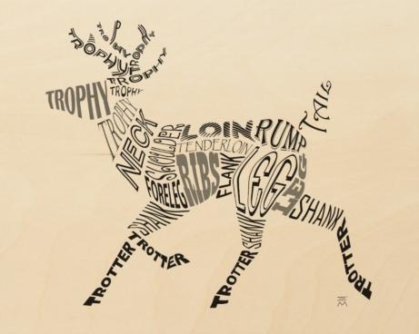 Deer Cuts